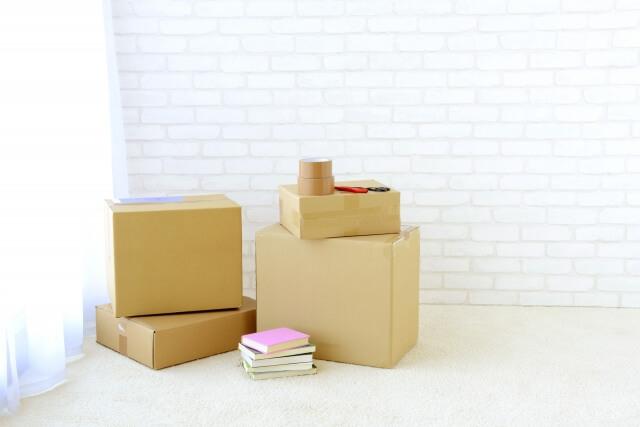 ③引っ越しの荷造り